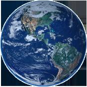Microbial Globe